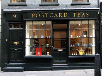 Image result for Postcard Teas